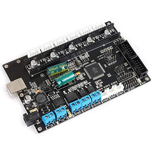 QCY AT TriGorilla Placa Base + 5 x A4988 Driver con Cable USB Kit ...