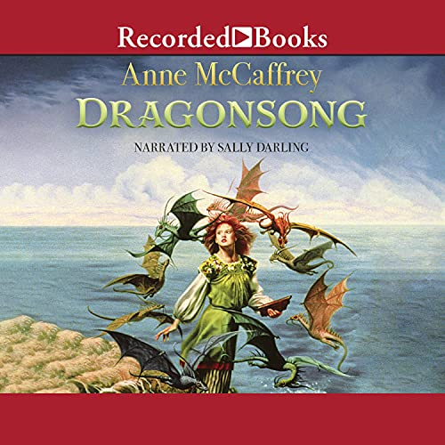 『Dragonsong: Harper Hall Trilogy, Volume 1』のカバーアート