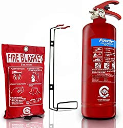 The Best Fire Extinguishers To Use At Home Or At Work