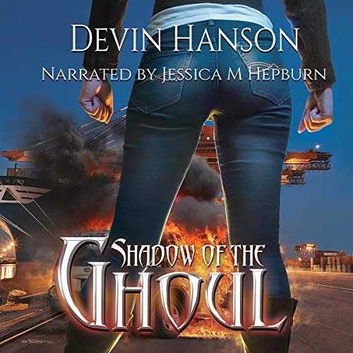 Shadow of the Ghoul audiobook cover art