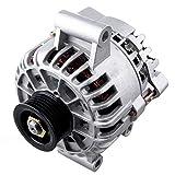 Alternator for Ford Escape Mazda Tribute 3.0L 2001 2002 2003 2004 01 02 03 04 110A 12V 1L8U-10300-CD, 1L8U-10300-CE 1L8Z-10346-CB