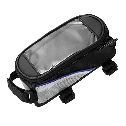 Optimum Mens Hawkley Cycling Phone Bag Black One Size