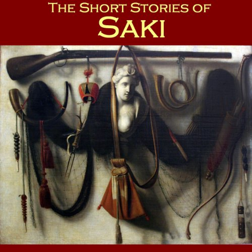 The Short Stories of Saki cover art