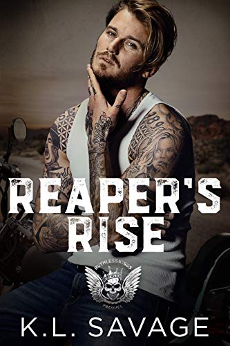 Reaper's Rise (Ruthless Kings MC) (English Edition)
