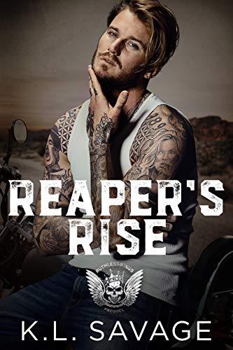 Reaper's Rise (RUTHLESS KINGS MC™ (A RUTHLESS UNDERWORLD NOVEL)) (English Edition)