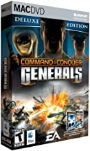 Command and Conquer Generals Deluxe - Mac