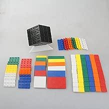 CuberSpeed Cubetwist 3x3 DIY Bandaged Cube Black 3X3X3 DIY Bandaged cube