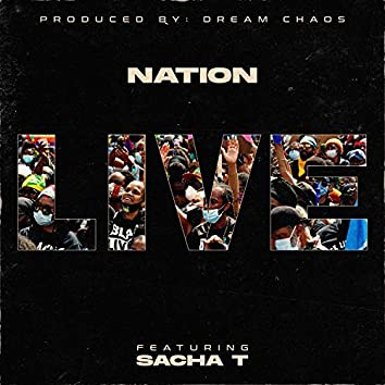 Live (feat. Sacha T)