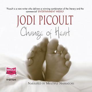Change of Heart cover art