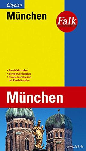 Falk Cityplan München
