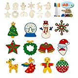 Top 10 DIY Wood Christmas Decorations