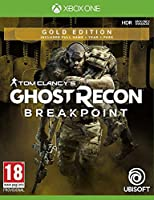 Tom Clancy's Ghost Recon Breakpoint Gold Edition (Xbox One) (輸入版)