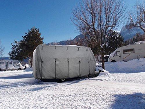 BRUNNER 7241464N Copertura Caravan Cover 6M 600-650 cm