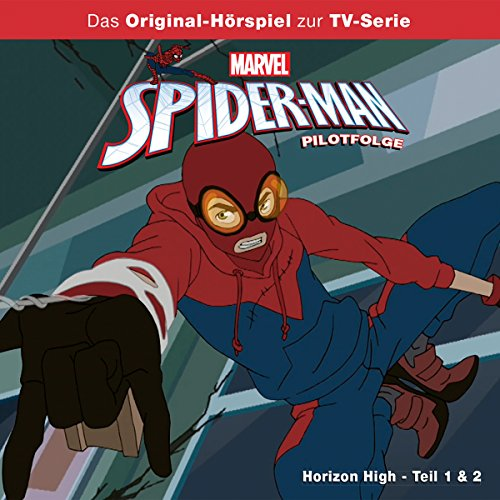 Horizon High 1 & 2 (Marvels Spider-Man 0) Titelbild