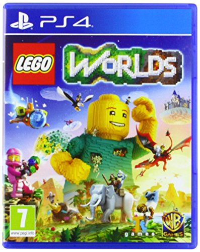 LEGO Worlds PS4-spel