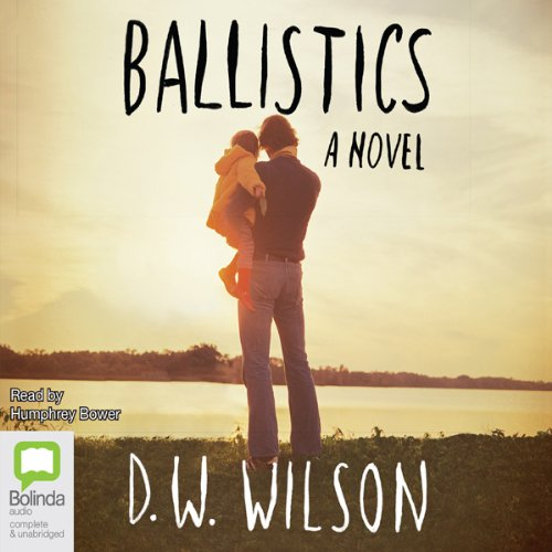 Ballistics cover art