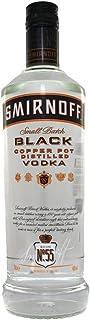 Smirnoff Black 70 cl