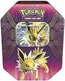 Pokemon TCG: Elemental Power Tin Featuring Jolteon-GX