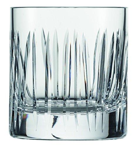 Schott Zwiesel 119.644 Whisky-Glas, Glas, Klar, 2er-Set