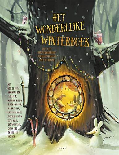 Het wonderlijke winterboek: Heel veel hartverwarmende voorleesverhalen over de winter