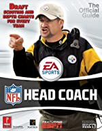 NFL Head Coach - Prima Official Game Guide de Jim Boyd