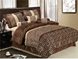 brown comforter set