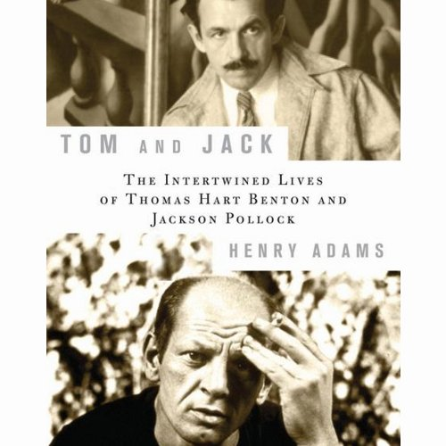 Tom and Jack audiobook cover art