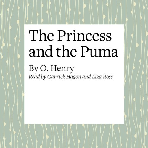 The Princess and the Puma copertina