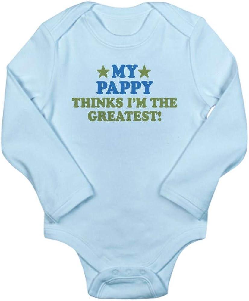 CafePress Want To Speak To Pappy Infant Bodysuit Baby Bodysuit 308208335