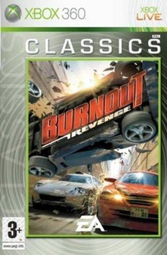 Electronic Arts Burnout Revenge Classics, Xbox 360 - Juego (Xbox 360, Xbox 360, Racing, E10 + (Everyone 10 +))