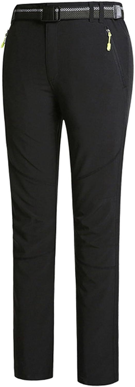 Tortor 1bacha Women's Quick Dry Elastic Waist Outdoor Hiking Mountain Pants