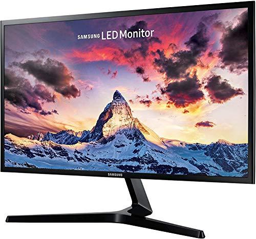 Samsung S24F356F 59,8 cm, Klassisches Design / PLS Panel (23,5 Zoll) Monitor, schwarz