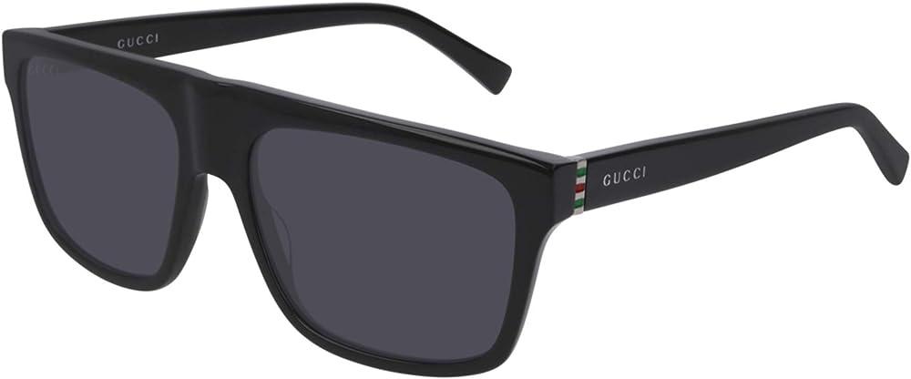 Gucci occhiali da sole uomo GG0450S-001 57