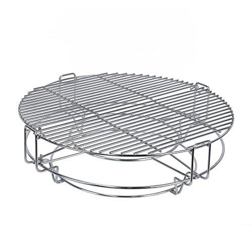 Mayer Barbecue Divide Conquer Grillleinsatz Fr 23 Zoll Keramikgrills 6 Teiliges Set
