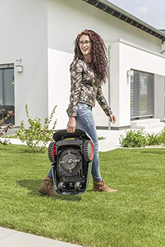AL-KO Mähroboter Robolinho 500 I mit Smart Garden Anbindung – App Steuerung - 7