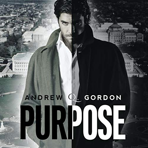Purpose audiobook cover art