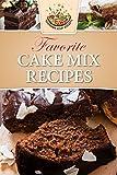 Favorite Cake Mix Recipes (English Edition)