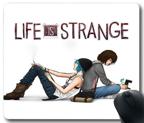 Life Is Strange N2F2Z Gaming Mouse Pad/Mauspad,Custom Mousepad