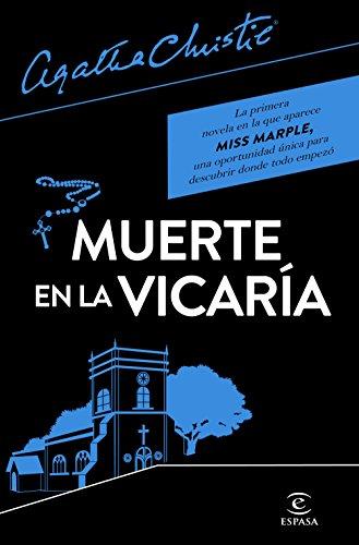 Muerte en la vicaría, Miss Marple 01 – Agatha Christie 51CJhxC0YtL