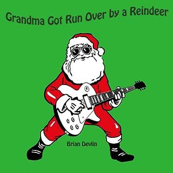 Grandma Got Run over by a Reindeer (Instrumental)
