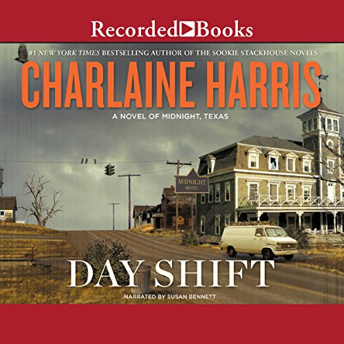 Day Shift audiobook cover art