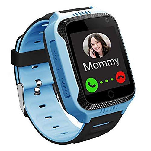 GPS LBS Tracker Smartwatch Niños - Reloj Inteligente