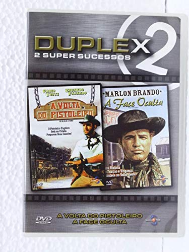 Dvd - Duplex A Volta do Pistoleiro e A Face Oculta