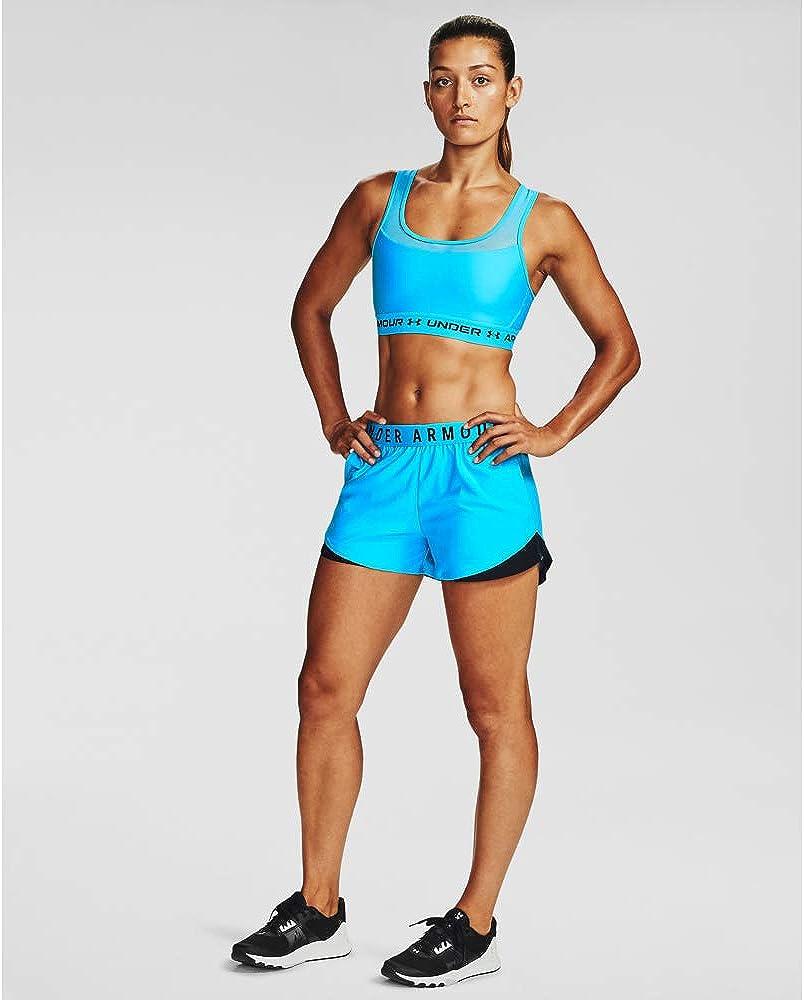 Pantalones Cortos Mujer Under Armour Play Up 3.0 Shorts