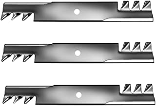 Gator G3 Mower Blades (3-Pack) for Hustler Raptor SD 60 Deck 96-319(3)