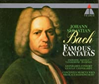 Bach: Famous Cantatas, BWV 4, 12, 51, 54, 56, 67, 80, 82, 131, 140, 143, 147, 170