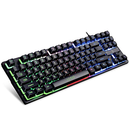 Amkette Evo Fox Fireblade Gaming Wired Keyboard