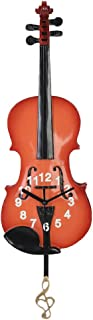 Best violin shaped wall clock Reviews