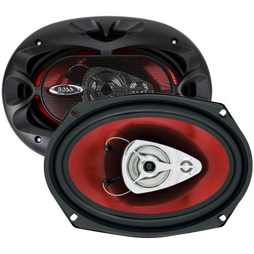 BOSS CH6930 altavoz audio - Altavoces para coche (De 3 vías, 92...