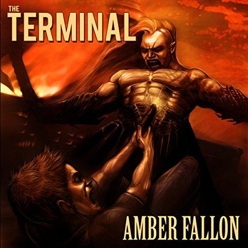 The Terminal audiobook cover art